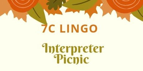 7C Lingo Interpreter Picnic tickets