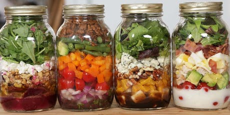 Salad in a Jar tickets