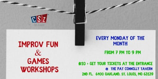 ComedySportz Improv workshop