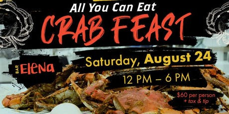 All-You-Can-Eat Maryland Crab Feast tickets
