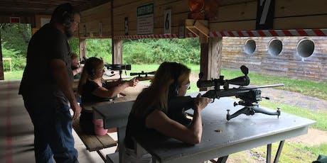 Ladies Firearm Clinic tickets