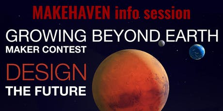 Growing Beyond Earth interest meetup & planning session tickets