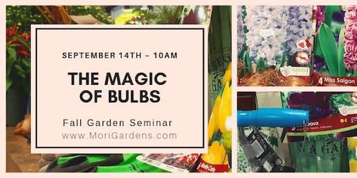 The Magic of Bulbs: Fall Garden Series #GROWniagara