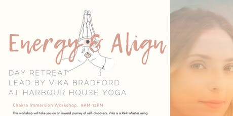 Energy & Align Day Retreat with Vika Bradford tickets