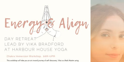Energy & Align Day Retreat with Vika Bradford