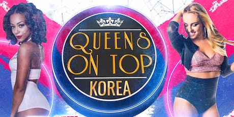 QUEENS ON TOP KOREA Workshops tickets