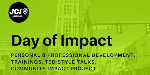 Day of Impact by JCI Michigan