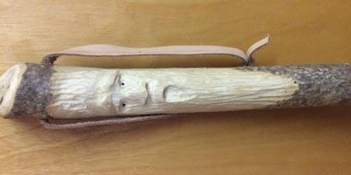Village Workshop - Woodcarving