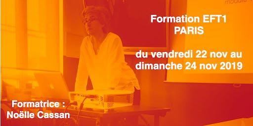 FORMATION EFT1 Paris novembre 2019