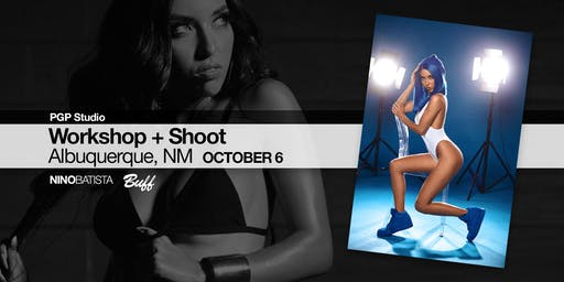 Albuquerque Workshop + Shoot