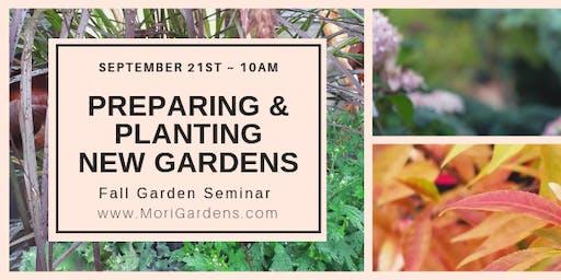 Preparing and Planting New Gardens: Fall Garden Series #GROWniagara