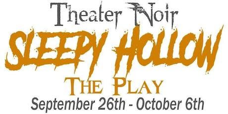 Sleepy Hollow The Play tickets