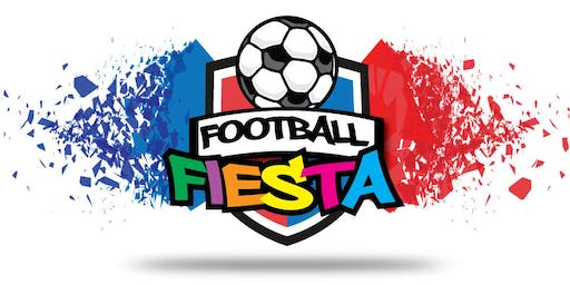 Football Fiesta - Indoor Fan Zone 21/8- 4/9