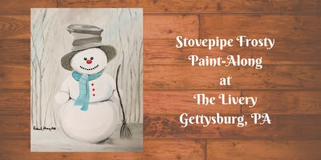 Stovepipe Frosty - The Livery Paint-Along tickets