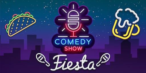 The Soup Hour Comedy Show Fiesta