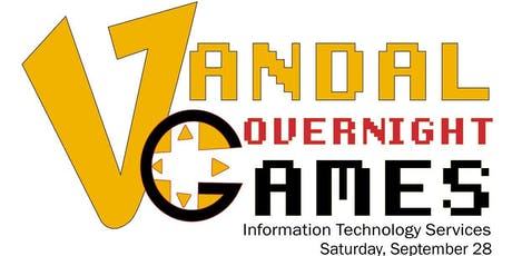 Fall '19 Vandal Overnight Games tickets
