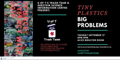 Tiny Plastics, Big Problems tickets
