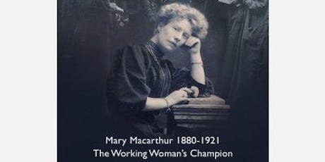 Mary Macarthur, Righting the Wrong tickets