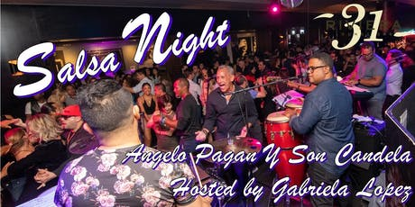 Salsa Night at Riviera 31 tickets
