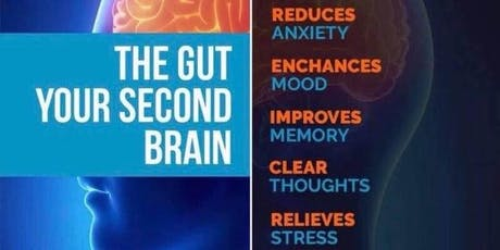 Cutting Edge Gut Brain Science for Better Health and Stress Management tickets