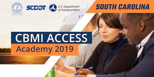 CBMI ACCESS Academy 2019   South Carolina