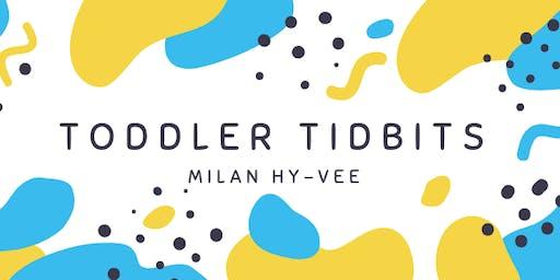 Toddler Tidbits