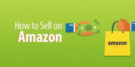 How To Sell On Amazon in Milan MI - Webinar tickets