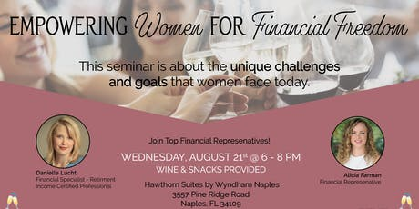 Empowering Women for Financial Freedom tickets