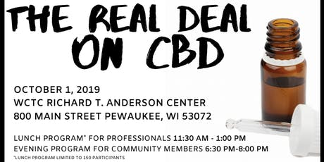 The Real Deal on CBD tickets