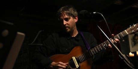 Live music | Wes Finch with very special guests Burning Salt tickets