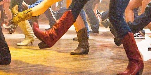 Couples Evening Line Dancing w/ Sandy & Gary