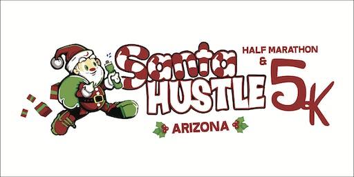 Santa Hustle Arizona Half Marathon & 5K Volunteer Sign-Up 2019