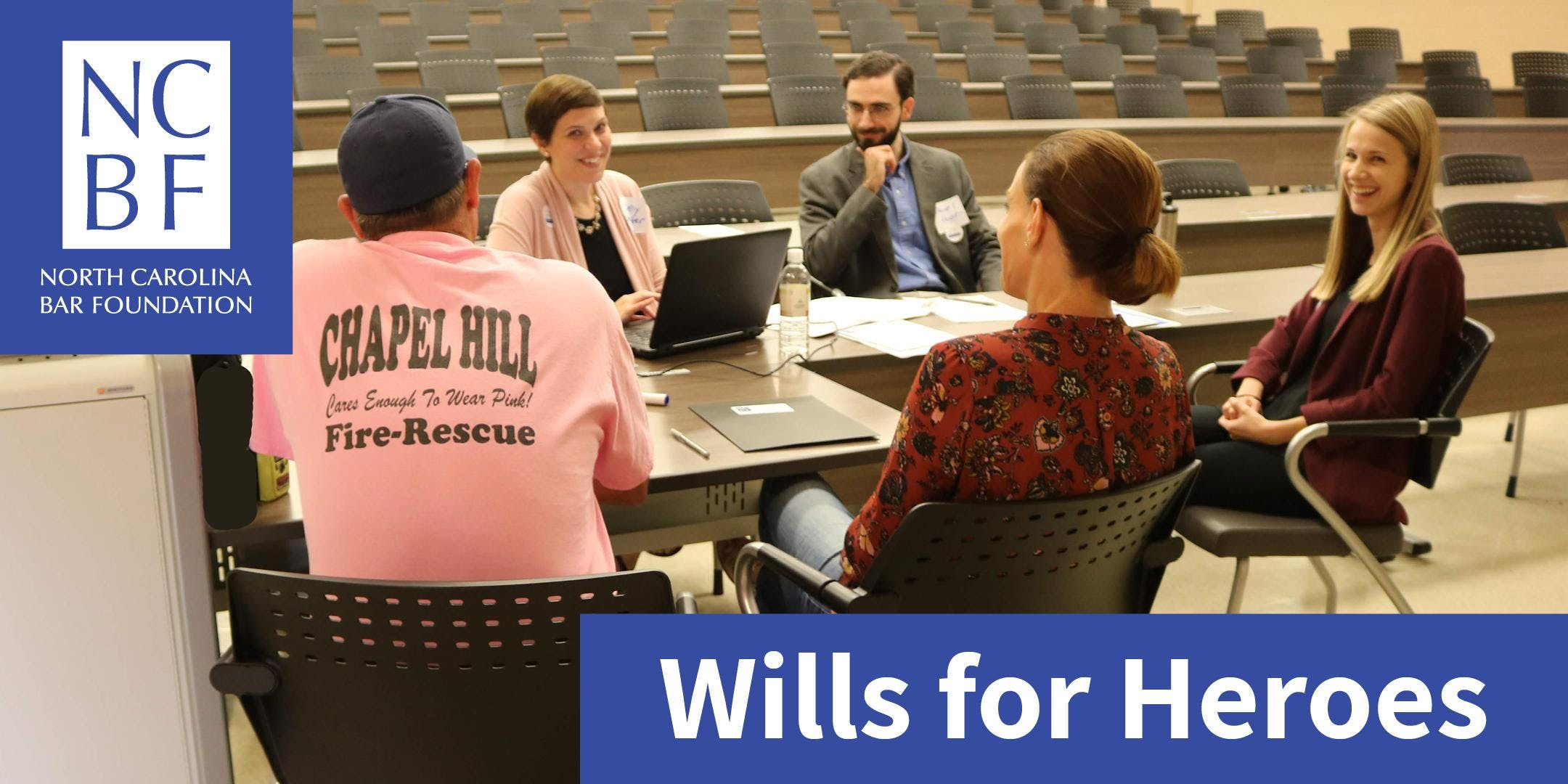 Wills for Heroes Clinic (10/12/19 - Chapel Hill): Sign up for an appointment!