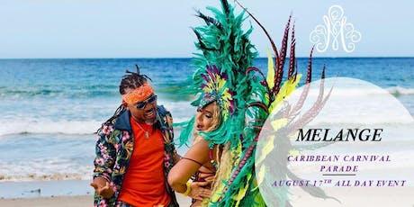 San Diego Caribbean Carnival (Melange) tickets