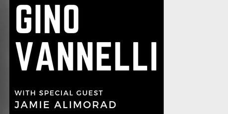 Gino Vannelli & Jamie Alimorad Live at the Saban Theatre tickets