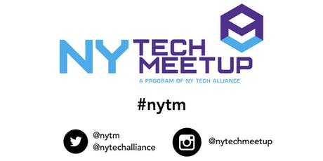September 2019 NY Tech Meetup tickets