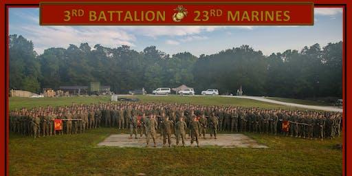 H&S Company, 3d Battalion, 23d Marines' Birthday Ball