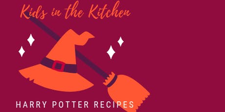 Harry Potter Kids in the Kitchen tickets
