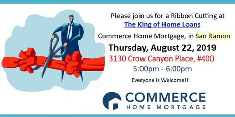 Mingle With The Mayor And Have Free Food At Our Ribbon Cutting! tickets