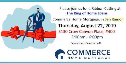 Mingle With The Mayor And Have Free Food At Our Ribbon Cutting!