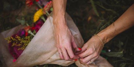Build Your Own Bouquet Happy Hour at Wild Cactus Bouqtique tickets