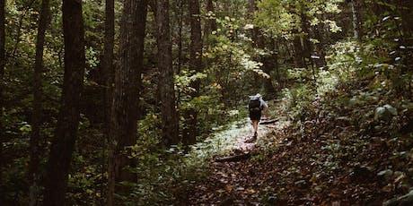 Shinrin Yoku: marche lente en forêt -Dimanche- billets