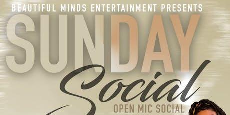 Sunday Social DC tickets