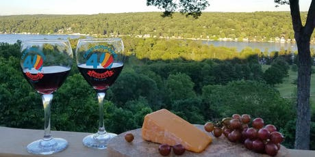 7th Annual Wine in the Woods tickets