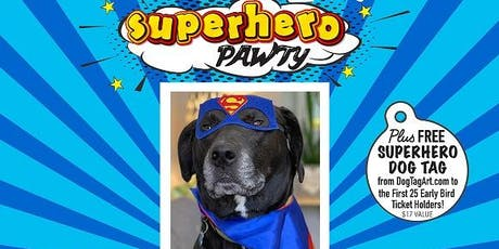 BarkHappy Boston:Superhero Pawty Benefiting Missing Dogs Massachusetts tickets