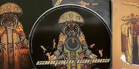 Cangaço Carioca na Audio Rebel ingressos