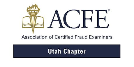 Affinity and Investment Frauds - December 3, 2019 tickets