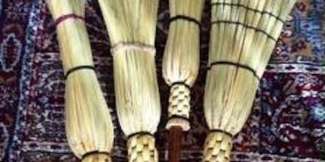 Traditional Broom Making with David Campbell  tickets