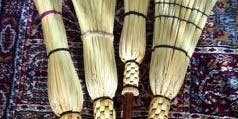 Traditional Broom Making with David Campbell
