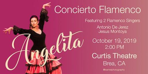 Angelita Concierto Flamenco 2019
